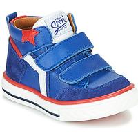 Παπούτσια Αγόρι Ψηλά Sneakers GBB FLAVIO Μπλέ