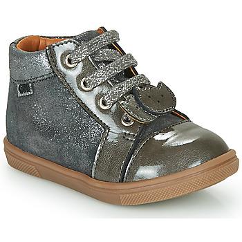 Παπούτσια Κορίτσι Ψηλά Sneakers GBB CHOUBY Grey