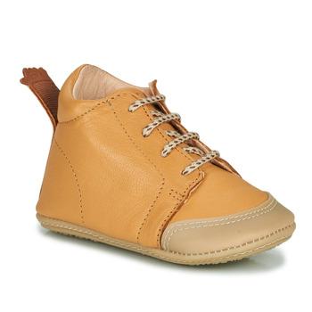 Παπούτσια Παιδί Παντόφλες Easy Peasy IGO B Brown