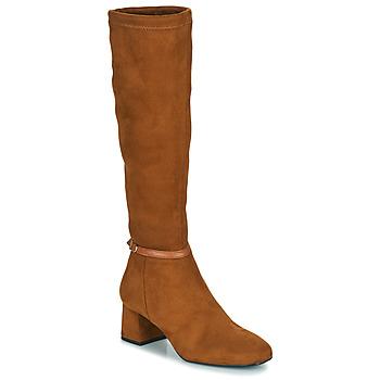 Παπούτσια Γυναίκα Μπότες για την πόλη JB Martin ANNA Brown