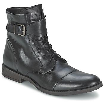 Παπούτσια Γυναίκα Μπότες Balsamik EMA Black