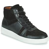 Παπούτσια Άνδρας Ψηλά Sneakers Pellet ODIN Black