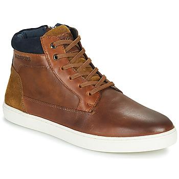 Παπούτσια Άνδρας Ψηλά Sneakers Redskins FILAIRE Cognac
