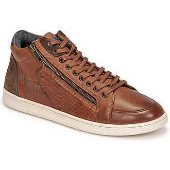 Παπούτσια Άνδρας Ψηλά Sneakers Redskins DYNAMIC Cognac