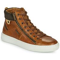 Παπούτσια Άνδρας Ψηλά Sneakers Redskins HOPESO Cognac