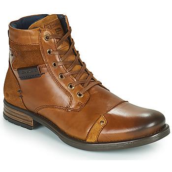 Παπούτσια Άνδρας Μπότες Redskins NITRO Cognac