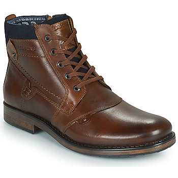 Παπούτσια Άνδρας Μπότες Redskins NOYANT Cognac