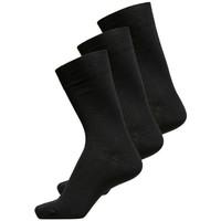 Αξεσουάρ Αγόρι Κάλτσες Selected Lot de 3 paires de Chaussettes  Pete en coton black