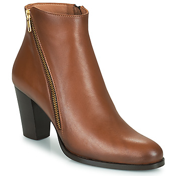 Παπούτσια Γυναίκα Μποτίνια Fericelli POMIO Tan
