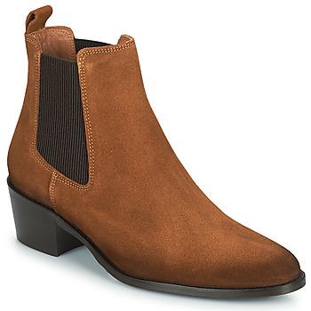 Παπούτσια Γυναίκα Μπότες Fericelli PAMINA Tan