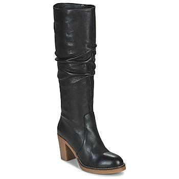 Παπούτσια Γυναίκα Μπότες για την πόλη Fericelli PISTIL Black