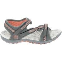 Παπούτσια Γυναίκα Σπορ σανδάλια Elementerre Altata Gris Grey