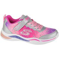 Παπούτσια Παιδί Fitness Skechers Power Petals-Painted Daisy Argent