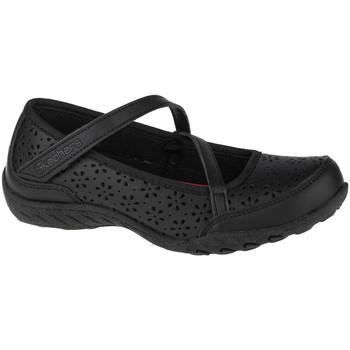 Παπούτσια Κορίτσι Μπαλαρίνες Skechers Breathe Easy Playground Popp Noir