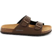 Παπούτσια Άνδρας Τσόκαρα Grunland CB3012 καφέ