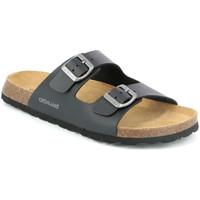 Παπούτσια Άνδρας Τσόκαρα Grunland CB3013 Μαύρος
