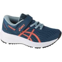 Παπούτσια Παιδί Τρέξιμο Asics Patriot 12 PS Bleu