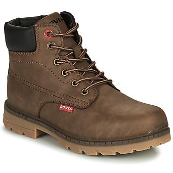 Παπούτσια Παιδί Μπότες Levi's NEW FORREST Brown