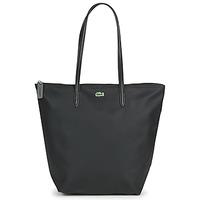 Τσάντες Γυναίκα Cabas / Sac shopping Lacoste L.12.12 CONCEPT LONG Black