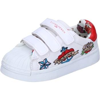 Παπούτσια Κορίτσι Χαμηλά Sneakers Silvian Heach BH156 λευκό