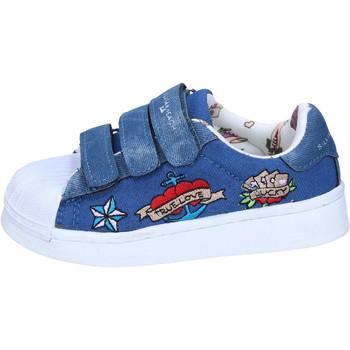 Παπούτσια Κορίτσι Χαμηλά Sneakers Silvian Heach BH157 Μπλε