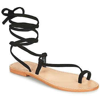 Παπούτσια Γυναίκα Σανδάλια / Πέδιλα Jonak WALT Black