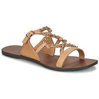 Παπούτσια Γυναίκα Σανδάλια / Πέδιλα Jonak IVANA Beige