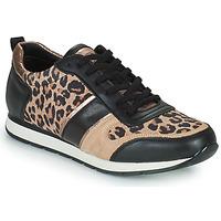 Παπούτσια Γυναίκα Χαμηλά Sneakers Betty London PARMINE Black