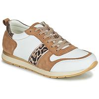 Παπούτσια Γυναίκα Χαμηλά Sneakers Betty London PERMINE Άσπρο