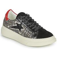 Παπούτσια Γυναίκα Χαμηλά Sneakers Betty London PORMINE Black