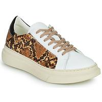 Παπούτσια Γυναίκα Χαμηλά Sneakers Betty London PAROLE Άσπρο