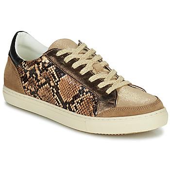 Παπούτσια Γυναίκα Χαμηλά Sneakers Betty London PERMINA Brown