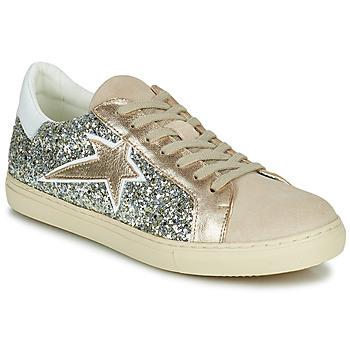 Παπούτσια Γυναίκα Χαμηλά Sneakers Betty London PAPIDOL Grey