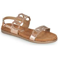 Παπούτσια Γυναίκα Σανδάλια / Πέδιλα Marco Tozzi BLERINA Ροζ