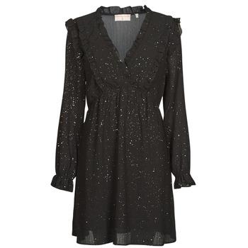 Υφασμάτινα Γυναίκα Κοντά Φορέματα Moony Mood PABBARETZE Black
