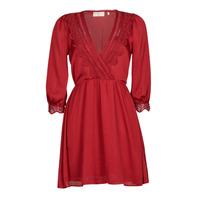 Υφασμάτινα Γυναίκα Κοντά Φορέματα Moony Mood PABIDOSE Red