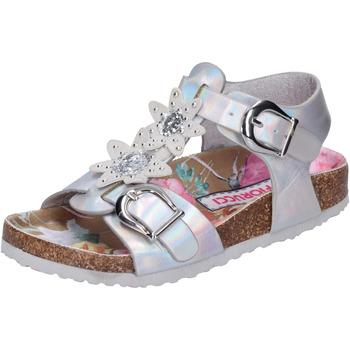 Παπούτσια Κορίτσι Σανδάλια / Πέδιλα Fiorucci BH174 Ασήμι