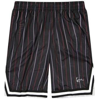 Shorts & Βερμούδες Karl Kani Short Small Signature Pinstripe Mesh