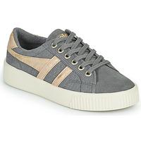 Παπούτσια Γυναίκα Χαμηλά Sneakers Gola BASELINE MARK COX MIRROR Grey / Gold