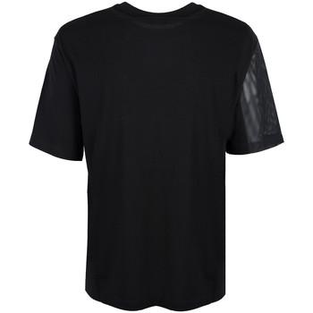 Υφασμάτινα Άνδρας T-shirt με κοντά μανίκια Bikkembergs  Black