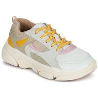 Παπούτσια Κορίτσι Χαμηλά Sneakers Geox J LUNARE GIRL Beige