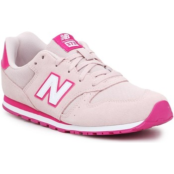 Παπούτσια Γυναίκα Χαμηλά Sneakers New Balance YC373SPW pink