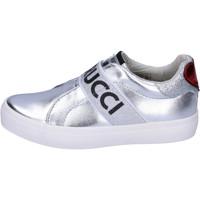 Παπούτσια Κορίτσι Slip on Fiorucci BH178 Silver