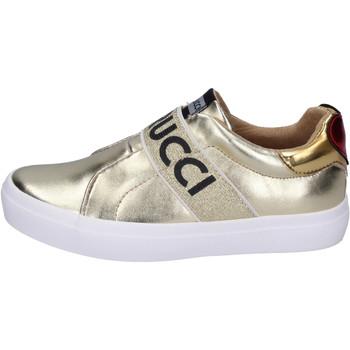 Παπούτσια Κορίτσι Slip on Fiorucci BH179 Gold