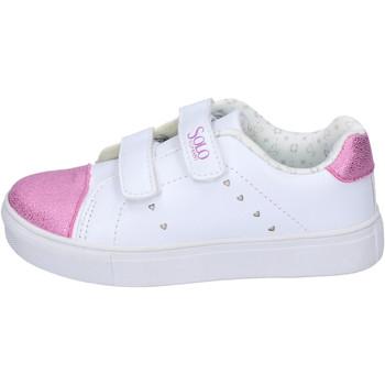 Παπούτσια Κορίτσι Χαμηλά Sneakers Solo Soprani BH180 Άσπρο