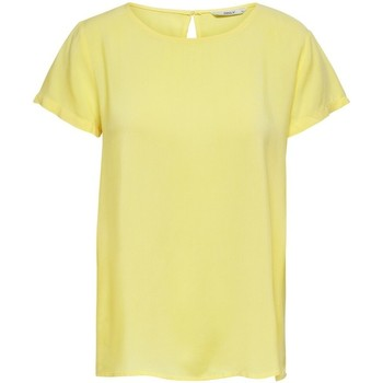 T-shirt με κοντά μανίκια Only T-shirt femme First one life solid manches courtes