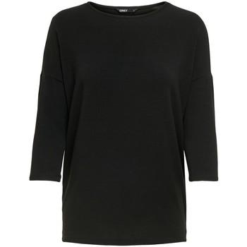 Μπλουζάκια με μακριά μανίκια Only T-shirt femme Glamour manches 3/4