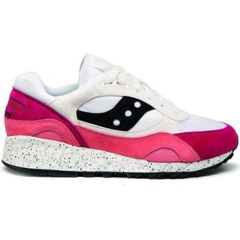 Παπούτσια Χαμηλά Sneakers Saucony Baskets  shadow 6000 blanc/gris