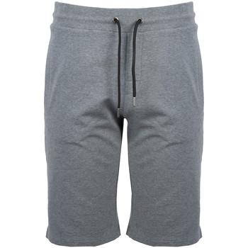 Υφασμάτινα Άνδρας Σόρτς / Βερμούδες Bikkembergs  Grey