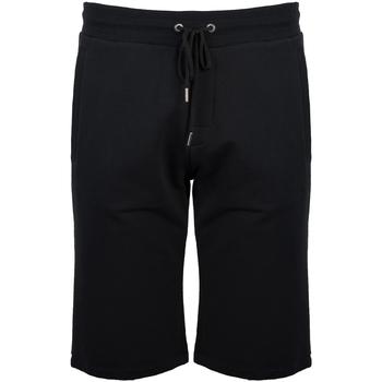 Υφασμάτινα Άνδρας Σόρτς / Βερμούδες Bikkembergs  Black